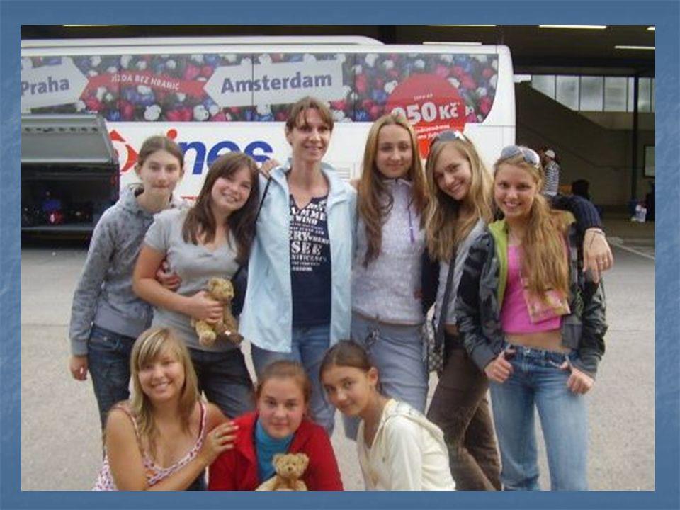 «GASTSCHÜLER IN DEUTSCHLAND» - 2007 Maria Rodina – Mittelschule 37 Mecklenburg – Vorpommern