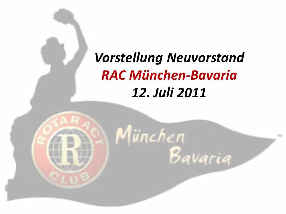Vorstellung Neuvorstand RAC München-Bavaria 12. Juli 2011