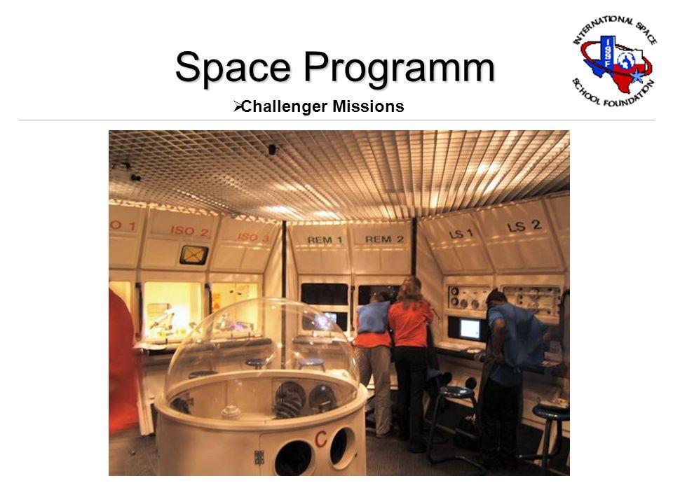 Space Programm Mars Mission