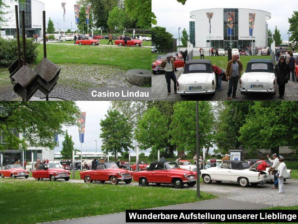 Wunderbare Aufstellung unserer Lieblinge Casino Lindau