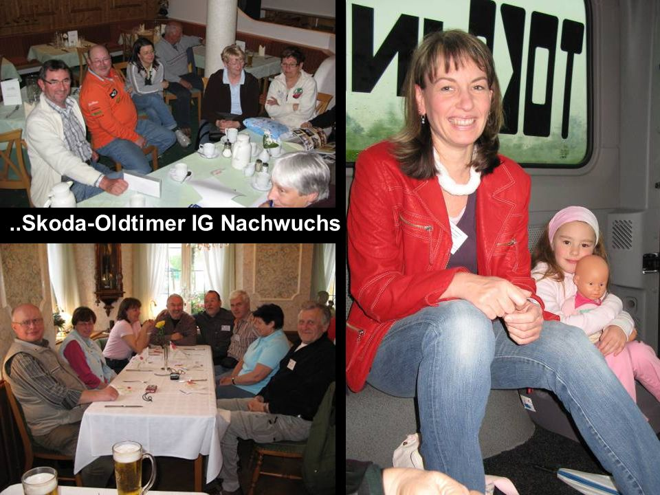 ..Skoda-Oldtimer IG Nachwuchs