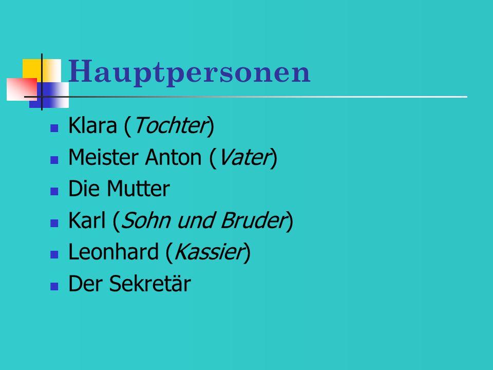 Webtipps Biographie von Hebbel Friedrich Hebbel Das Werk Maria Magdalena Hebbel - Museum Hebbelgesellschaft Der Realismus