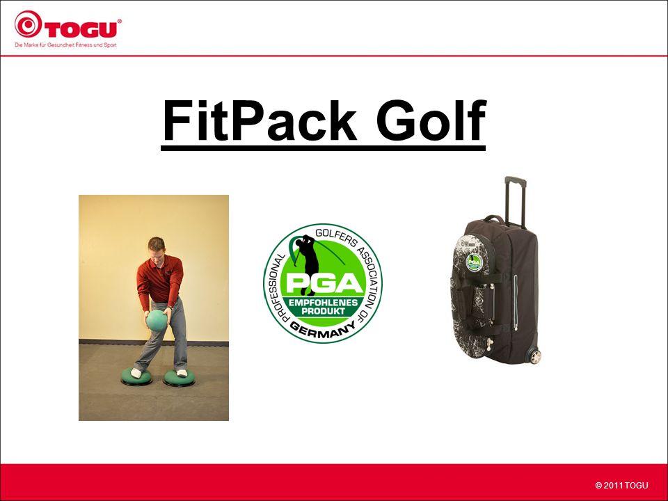 © 2011 TOGU Dynair Golf Pro 2er-Set Die Weiterentwicklung der Dynair-Technologie für alle Golfer.