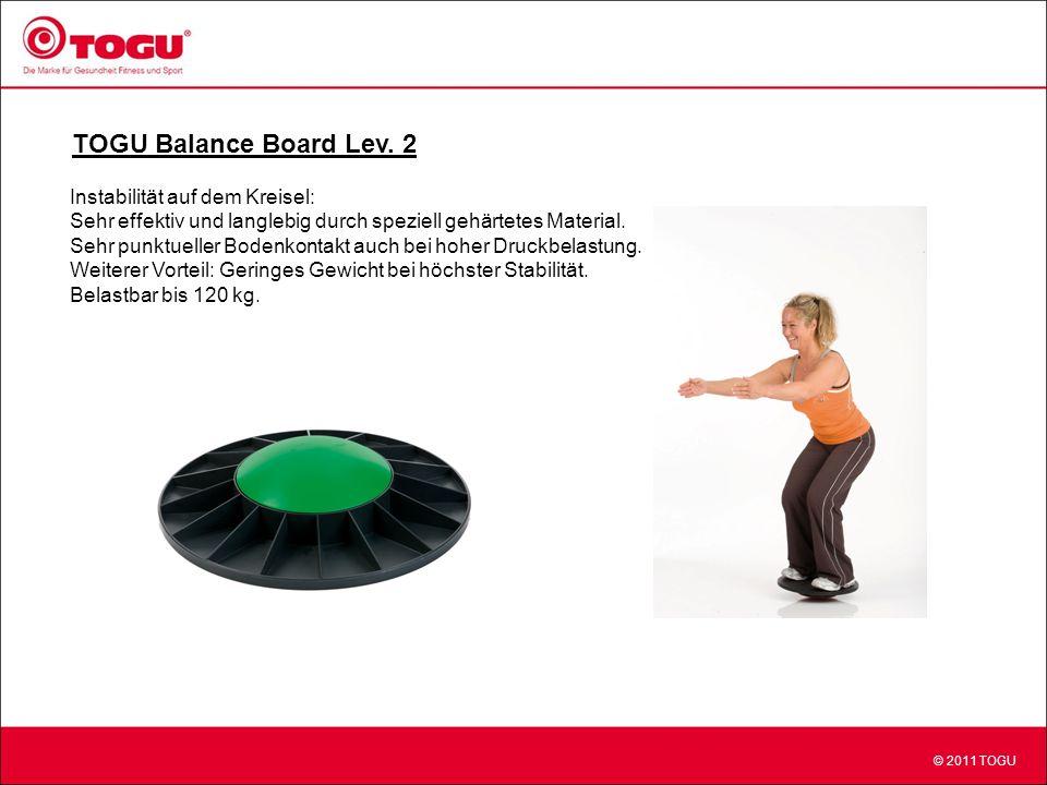 © 2011 TOGU TOGU Balance Board Lev.
