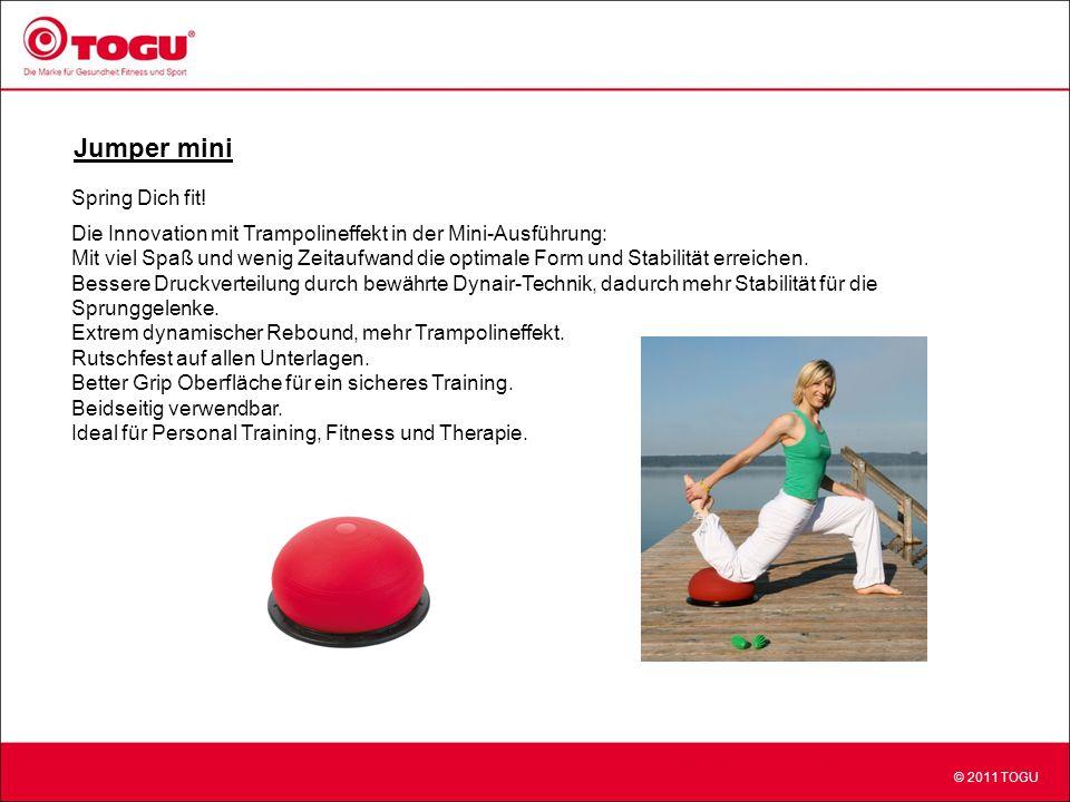 © 2011 TOGU Jumper mini Spring Dich fit.