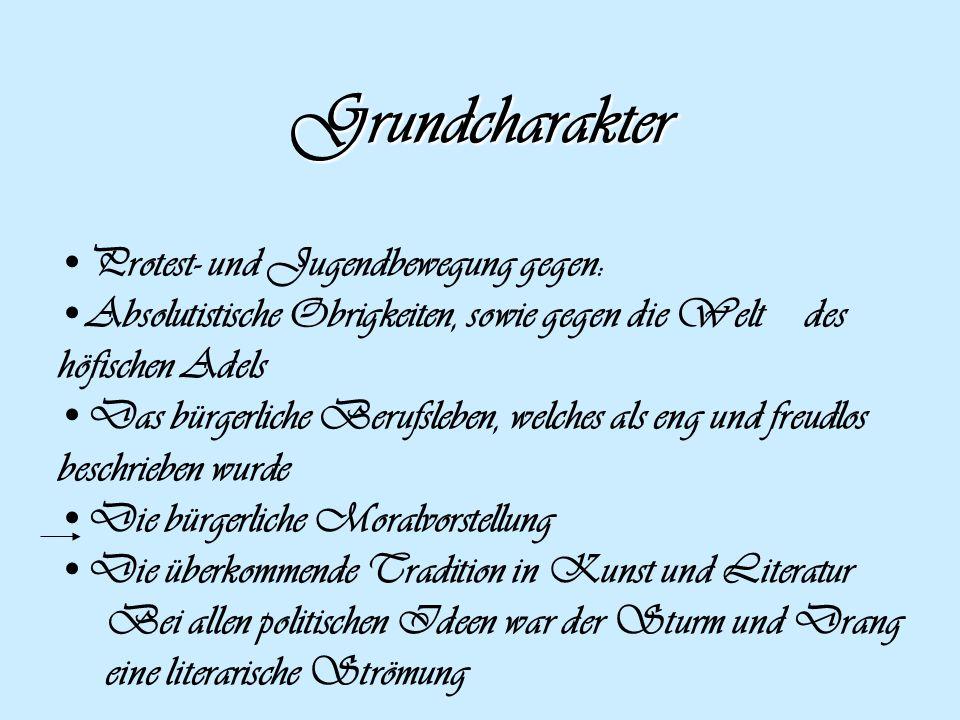 Quellenangaben: www.uni-mainz.de www.literaturwelt.com
