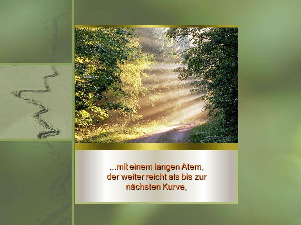 Gott segne Dich auf Deinem Weg.....