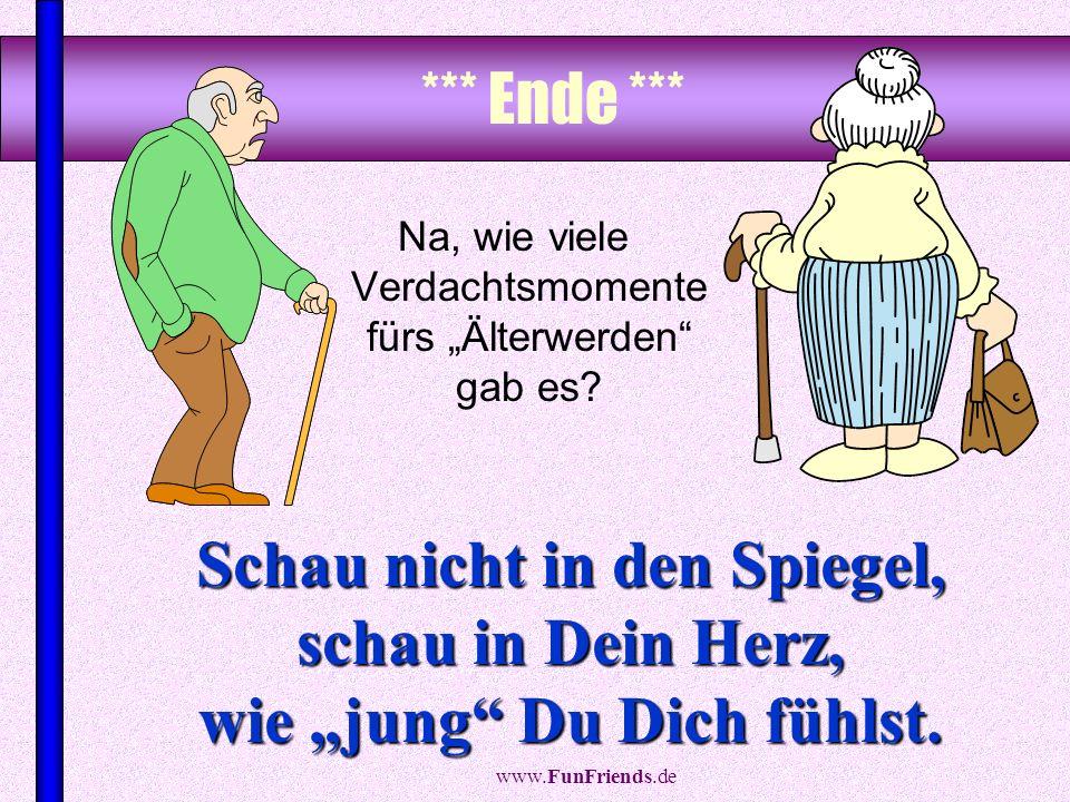 www.FunFriends.de Du sagst jetzt...