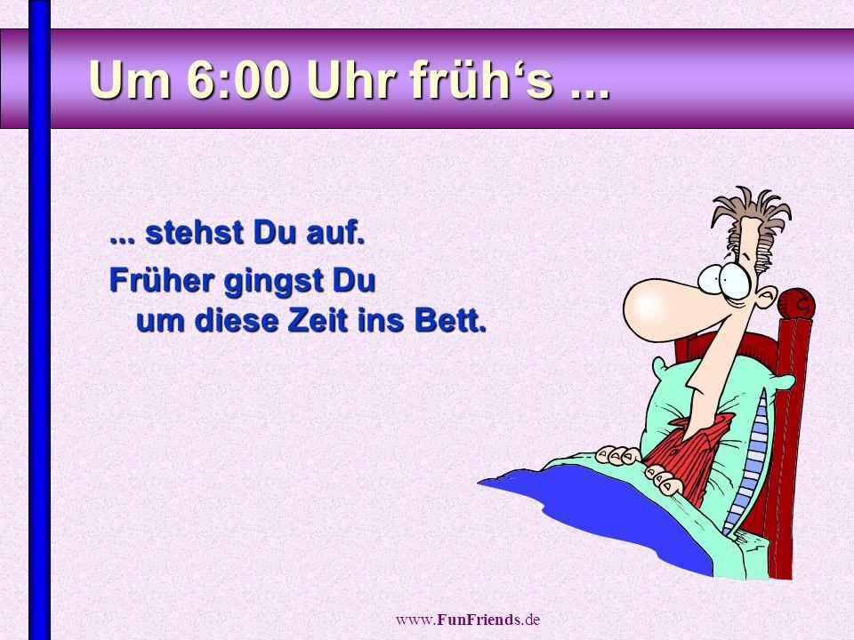 www.FunFriends.de Ein Freund will Dich mitnehmen... zum Rockkonzert. Du sagst: