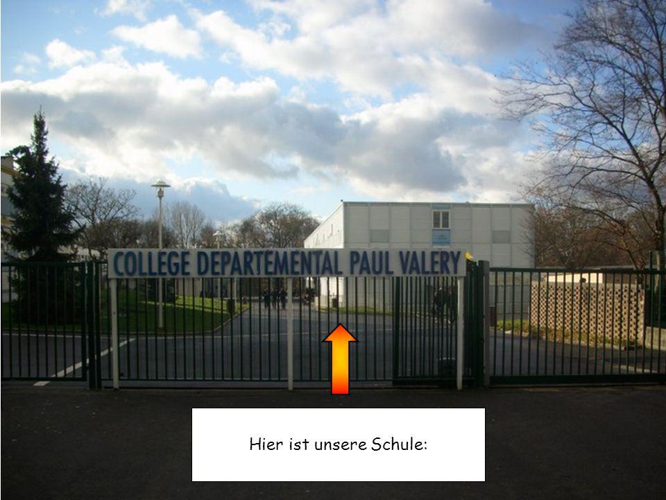 Hier ist unsere Schule: