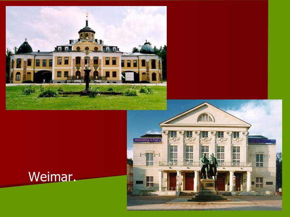 Weimar.