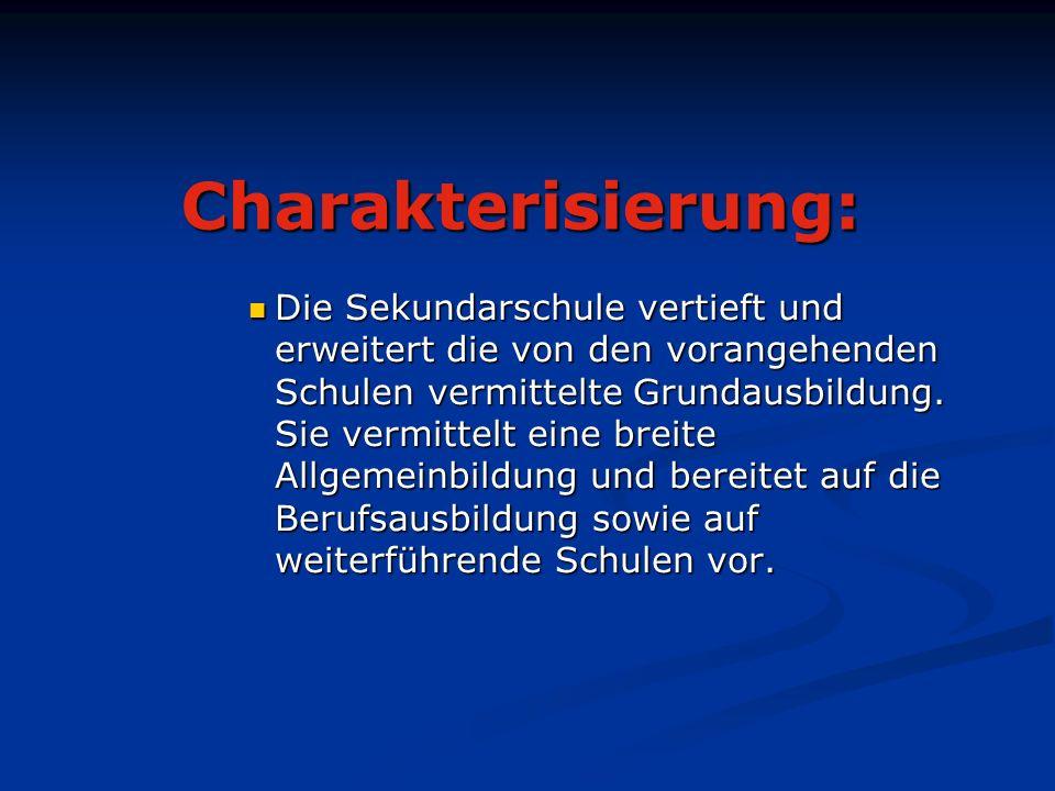 Das Gymnasium: Aufnahmeprüfung (6.Kl. / 2. Sek.) Aufnahmeprüfung (6.