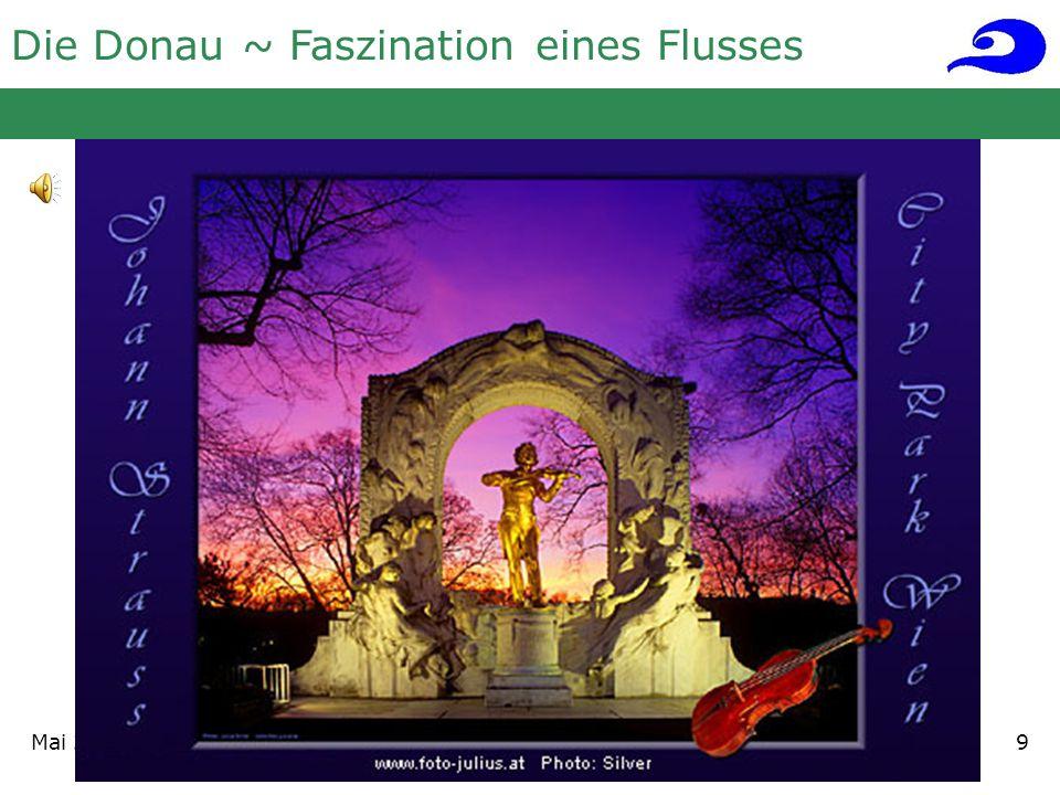Die Donau ~ Faszination eines Flusses Mai 2007 VUKOVAR ARGE DONAULÄNDER9 Vielen Dank für Ihre Aufmerksamkeit! Die Donau Margaretenstrasse 1 A-1040 Wie