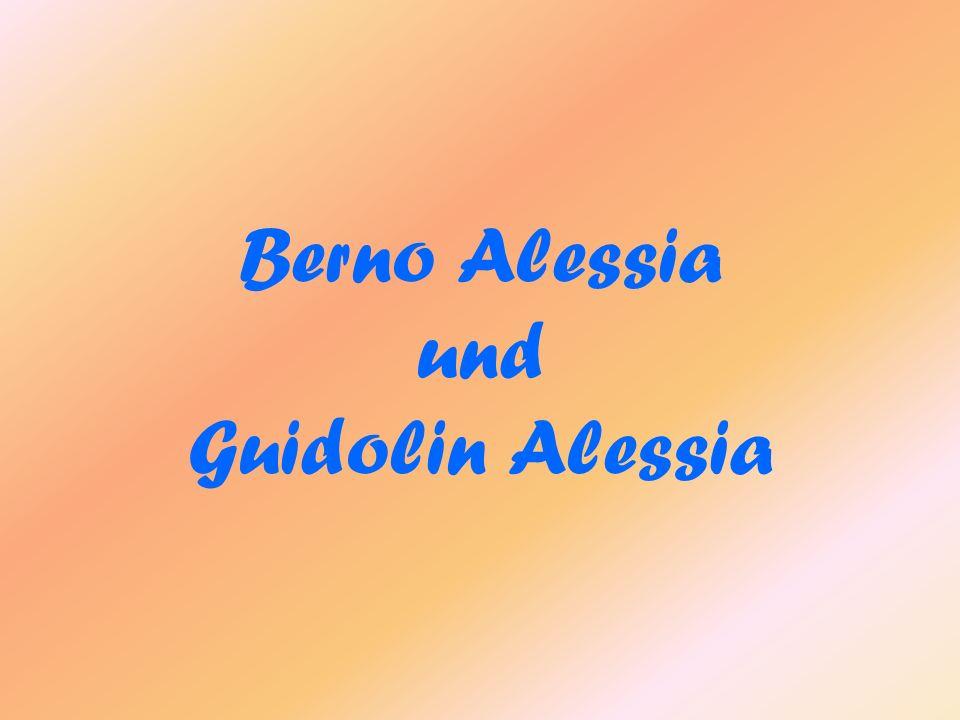 Berno Alessia und Guidolin Alessia