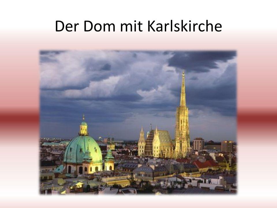 Unsere zweite Station war die Wiener Hofburg.Diese war vom 13.