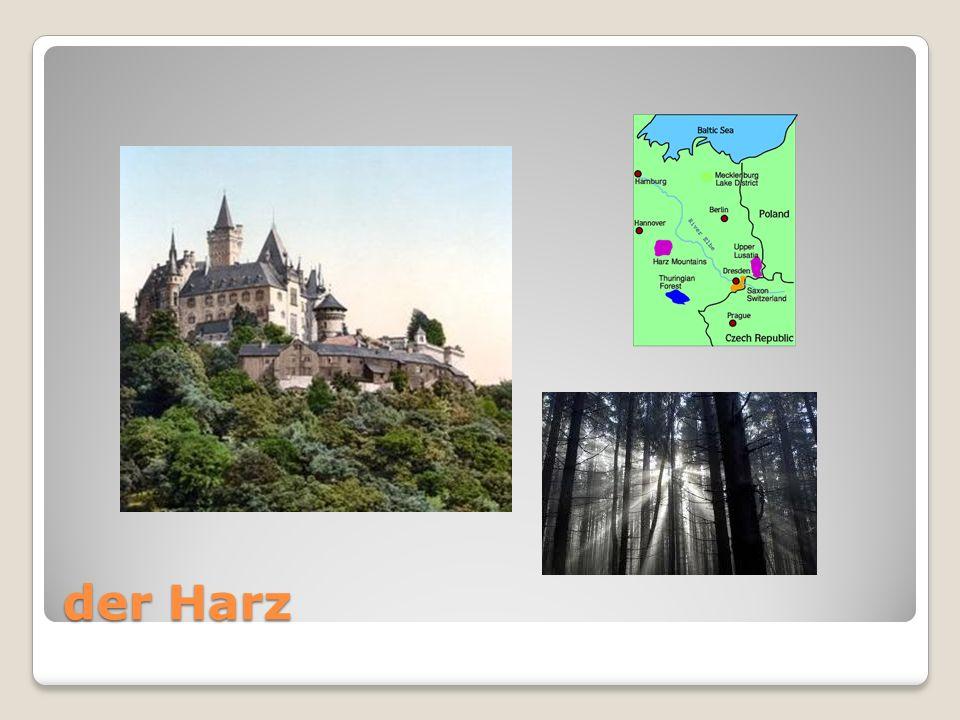 der Harz