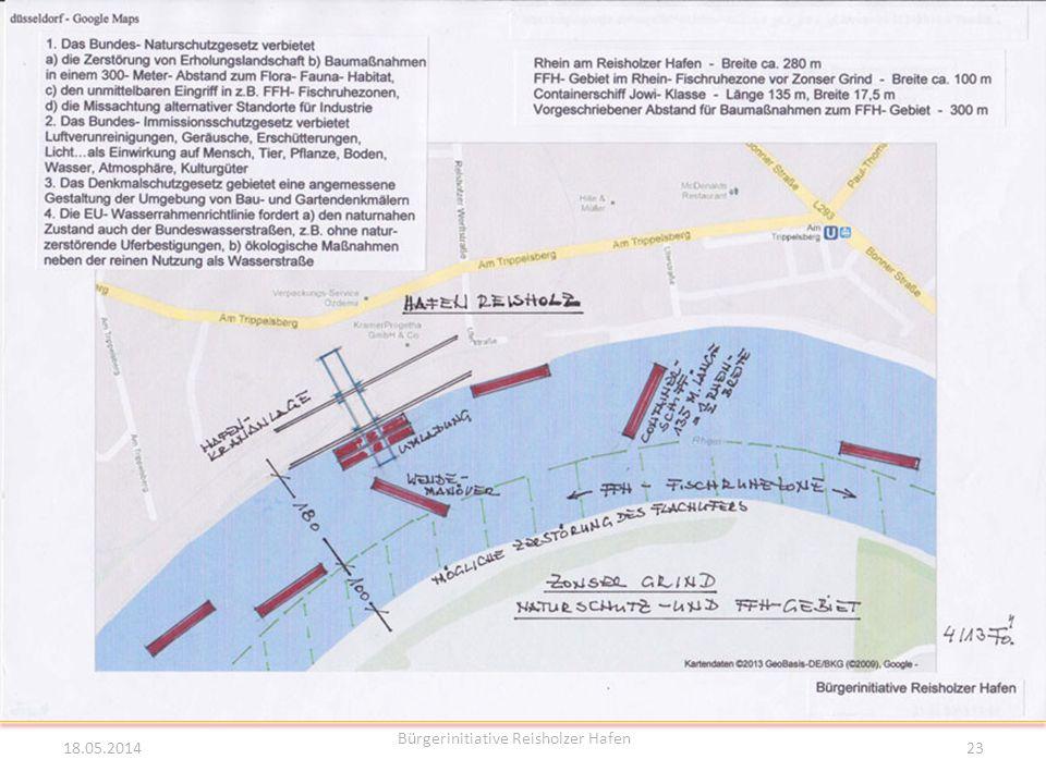 Hafenplanung Reisholzer Hafen Verkehr Die Rheinschifffahrt als dritter Verkehrsweg, laut Bedarfsanalyse, als Hub oder Verlademöglichkeit offeriert, st
