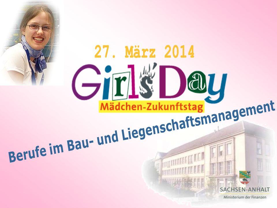 Das Finanzministerium beteiligt sich auch in diesem Jahr am GirlsDay – Mädchen-Zukunftstag.