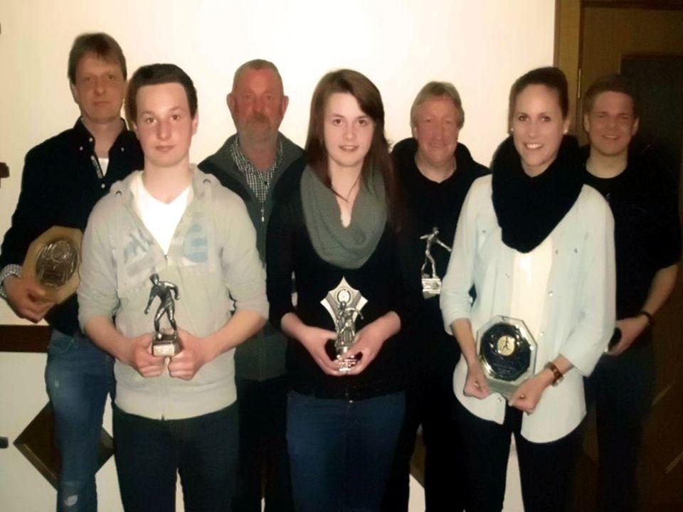 Am 28.12.2013 fand das alljährlich ausgetragene Gemeindepokalturnier der Alt Herrenmannschaften in Emsbüren statt.