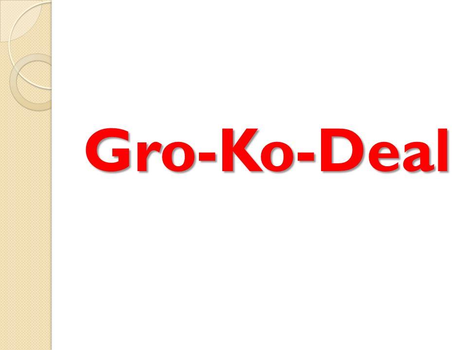 Was ist Gro-Ko-Deal.Was ist Gro-Ko-Deal.
