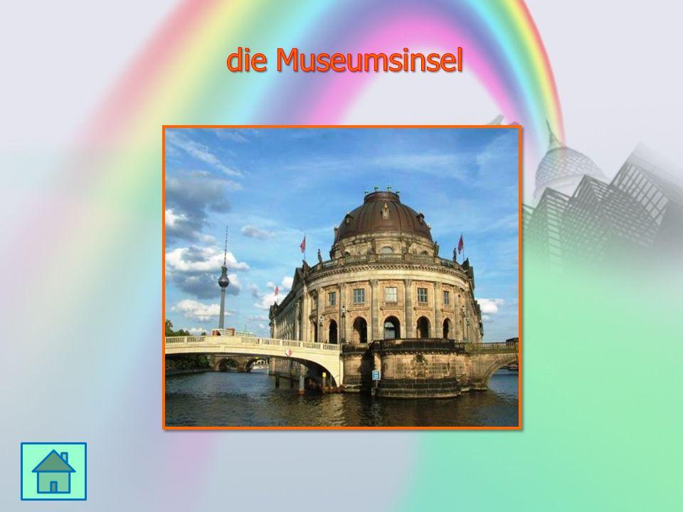 Er ist 35 Hektar groß und gehört zu den meistbesuchten Sehenswürdigkeiten Berlins.