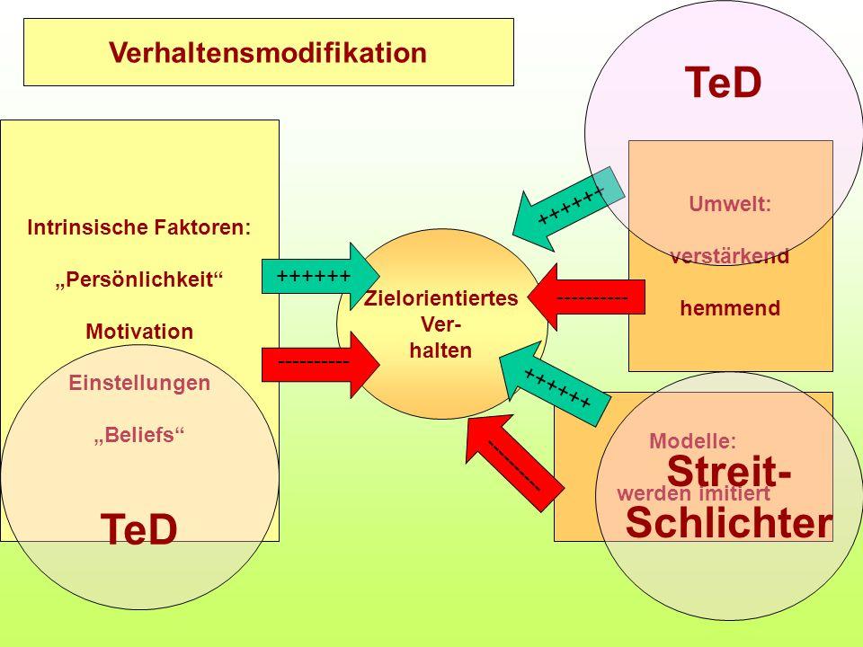 PersonUmwelt (Re-)Aktion Regelkreis / Feed-Back-Schleife