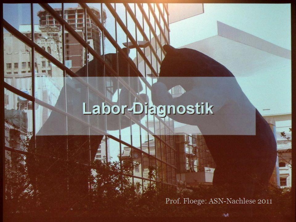Prof. Floege: ASN-Nachlese 2011
