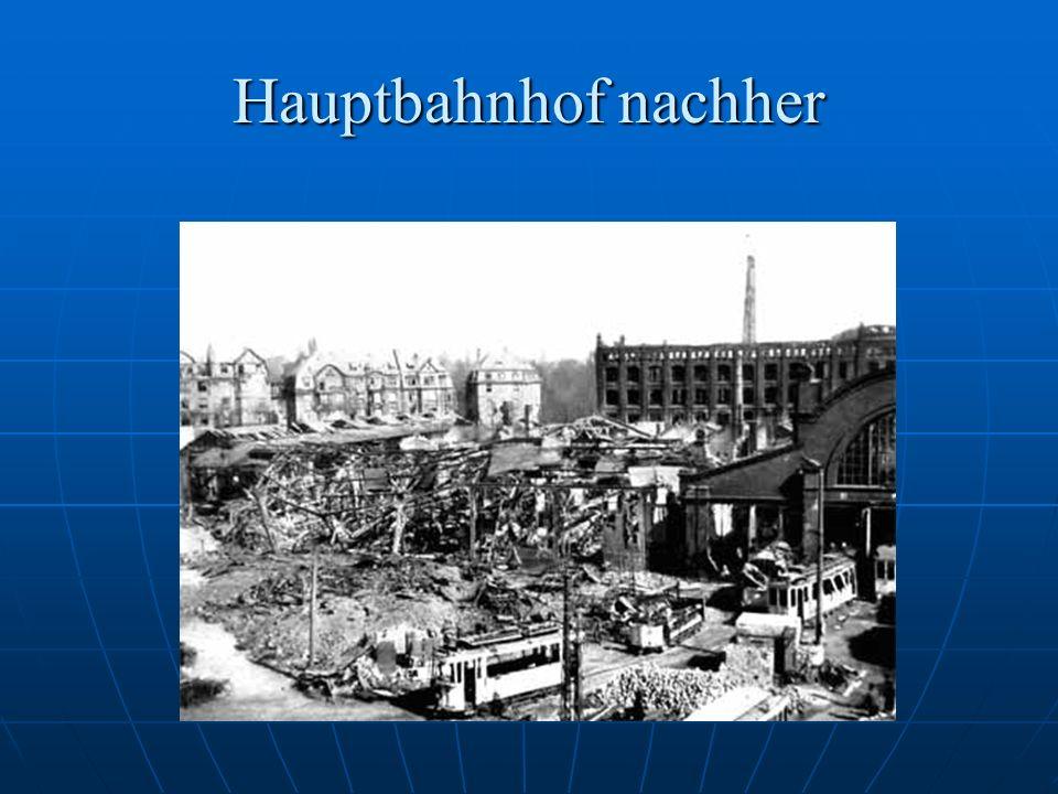 Hauptbahnhof nachher