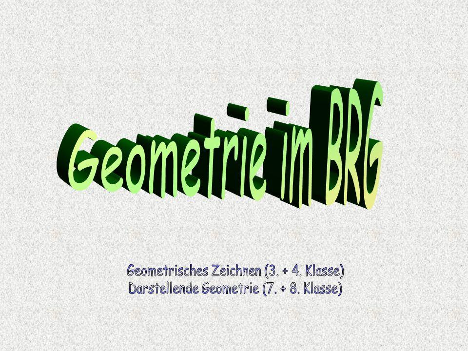 Wozu Geometrie lernen.