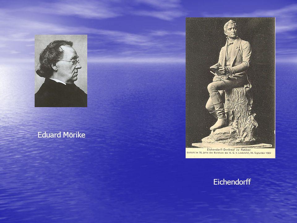 Eichendorff Eduard M ö rike