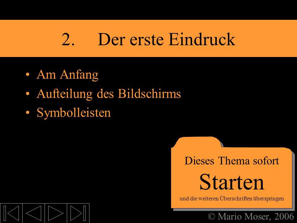 1. Starten von PowerPoint Starten Eine Verknüpfung erstellen Dieses Thema sofort Starten und die weiteren Überschriften überspringen Dieses Thema sofo