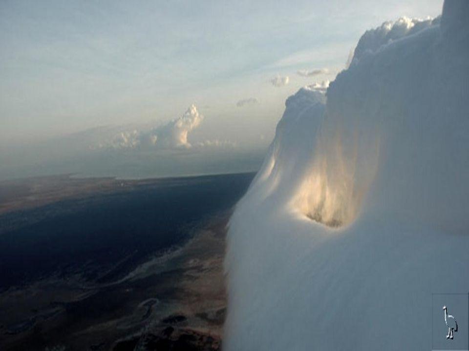 Auch wenn diese Wolkenbildung an mehreren Orten der Welt passiert, diese Formation und deren Größe gibt es nur hier.