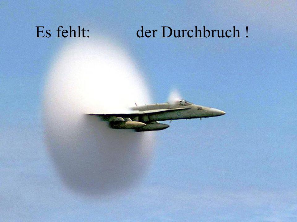 Unauthorized Views only Red Baron Roost Bonn, Germany Abschlußfolie Es fehlt: der Durchbruch !