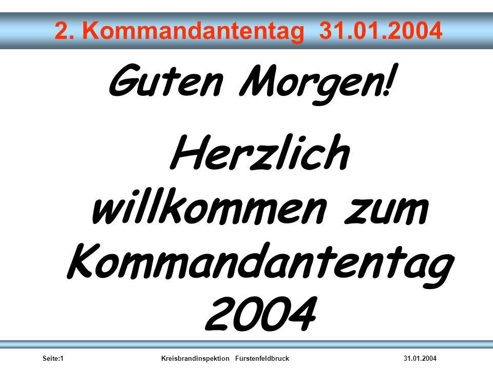 Seite:1Kreisbrandinspektion Fürstenfeldbruck31.01.2004 2.