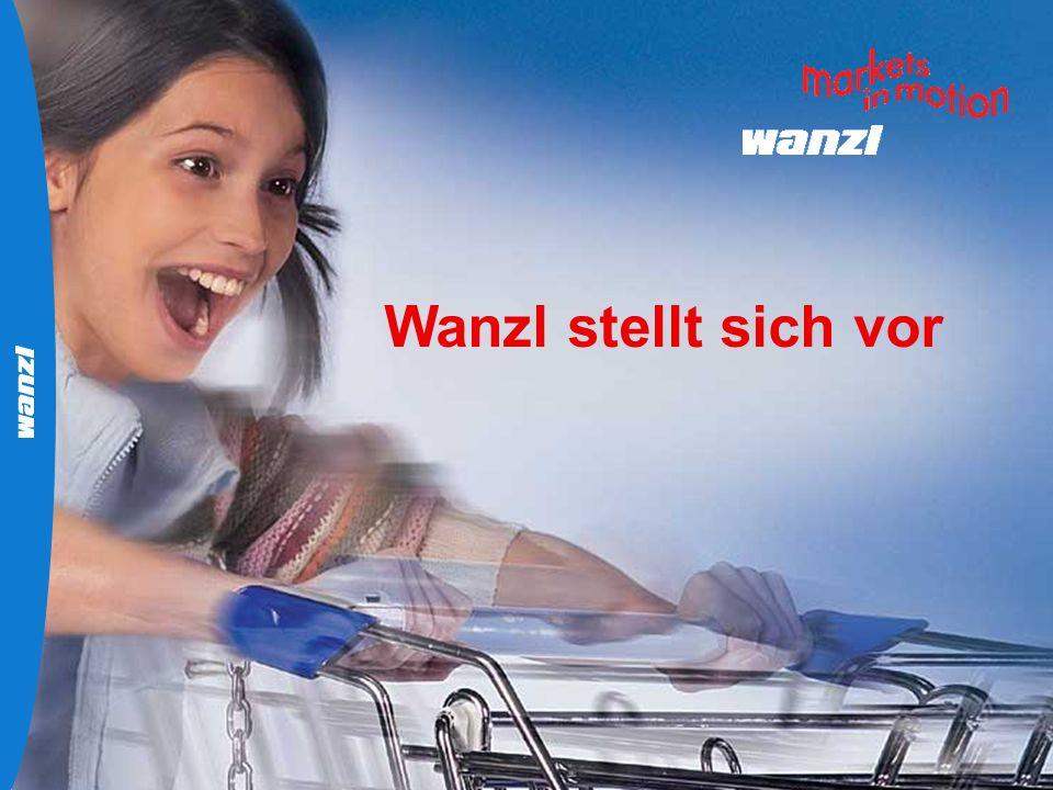 HR-Development by Wanzl 07/2008 3 Wanzl stellt sich vor