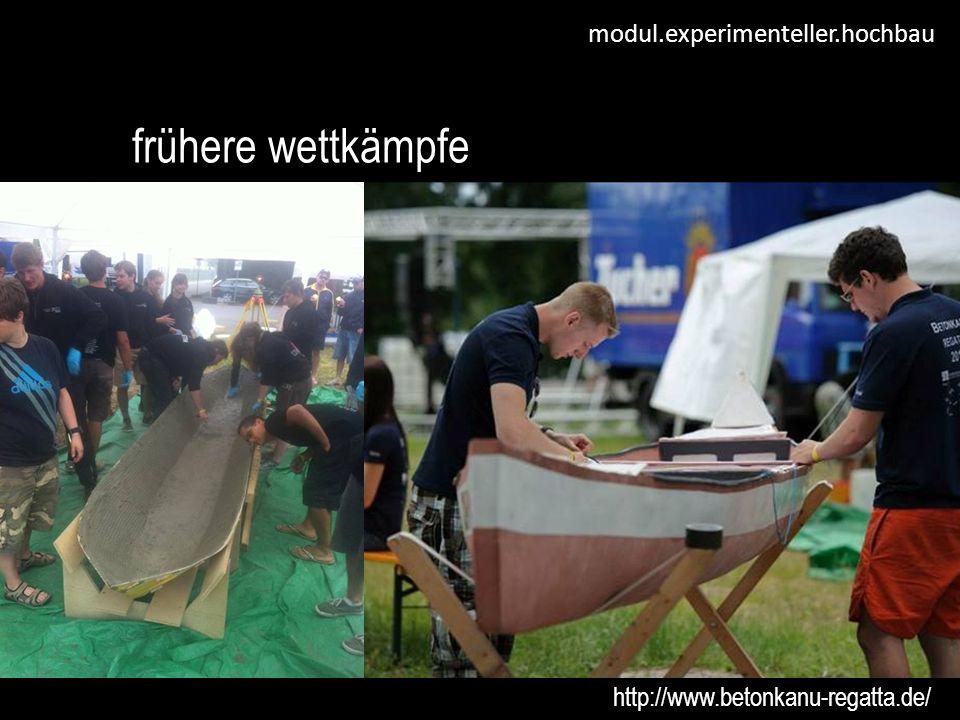 modul.experimenteller.hochbau frühere wettkämpfe http://www.betonkanu-regatta.de/