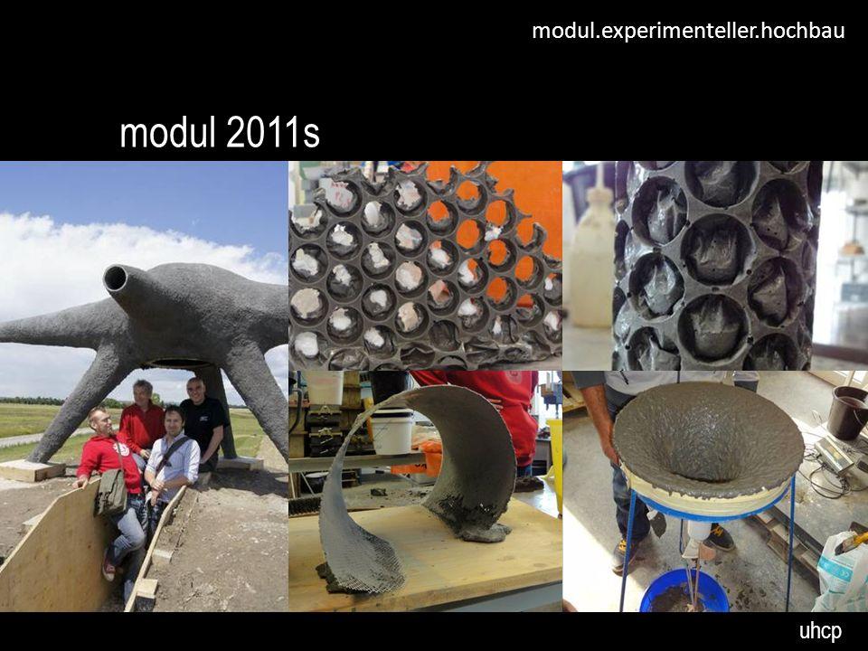 modul.experimenteller.hochbau team Koordinator/Koordination Manfred BERTHOLD, Ao.Univ.Prof.