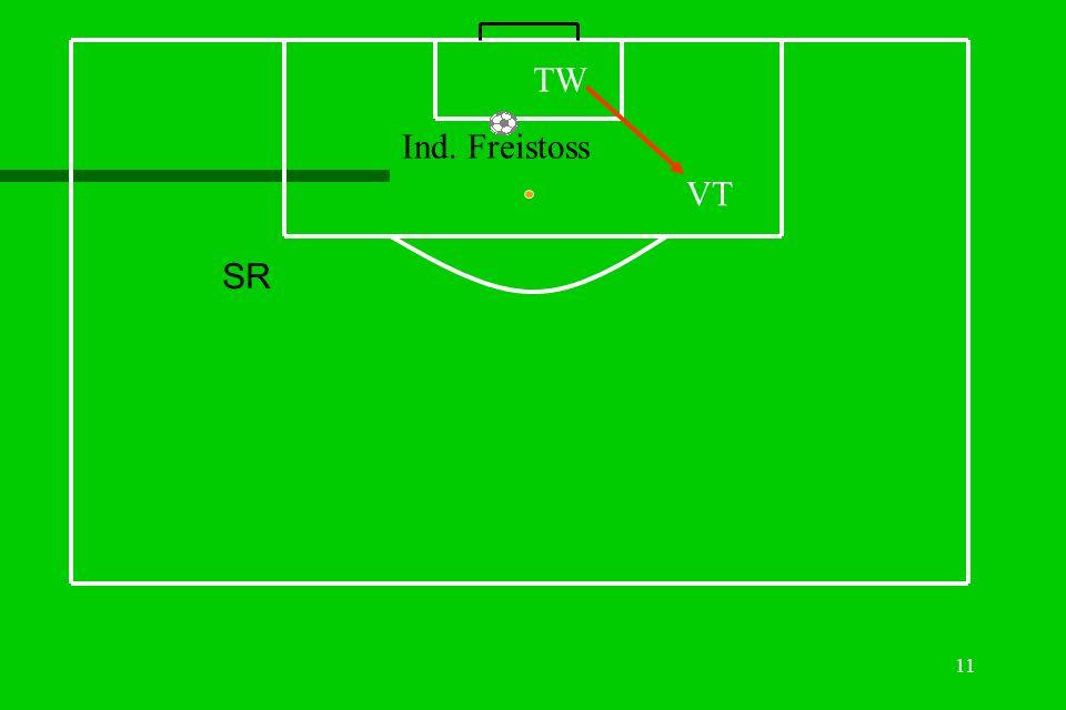 11 SR TW VT Ind. Freistoss