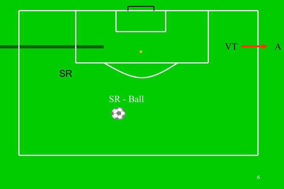 6 SR VTA SR - Ball
