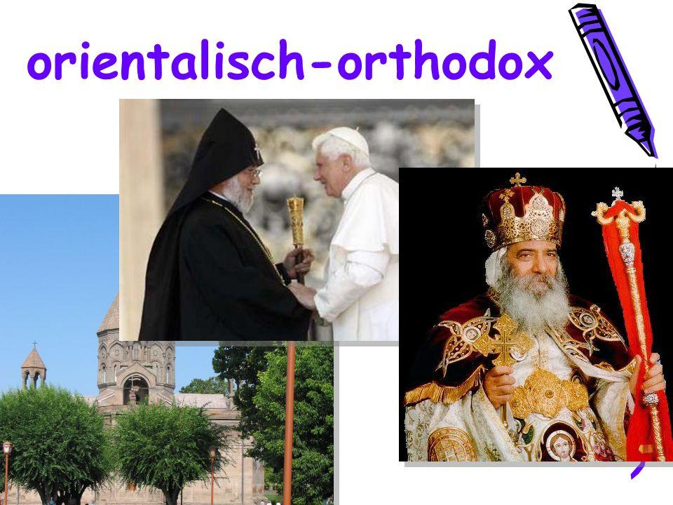 orientalisch-orthodox