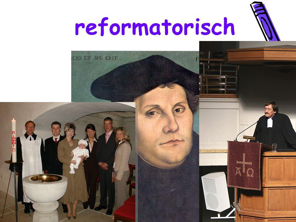 reformatorisch