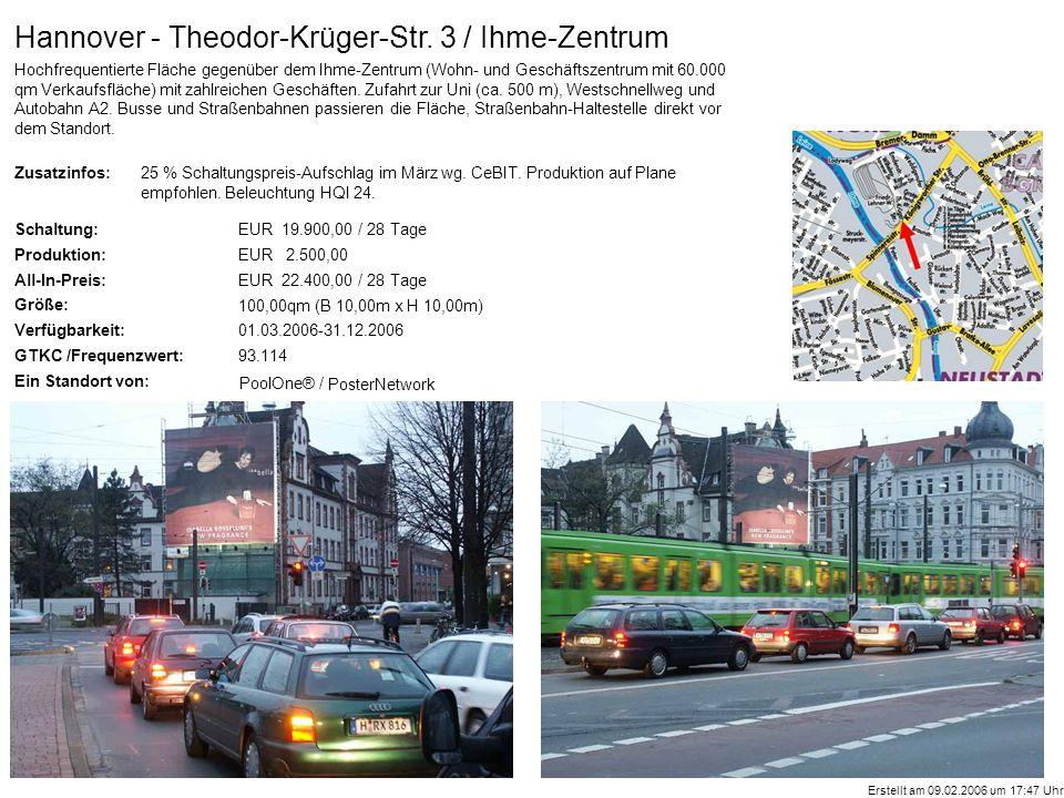 Zusatzinfos: Schaltung: Produktion: All-In-Preis: Größe: Verfügbarkeit: GTKC /Frequenzwert: Ein Standort von: PoolOne® / Hannover - Theodor-Krüger-Str.