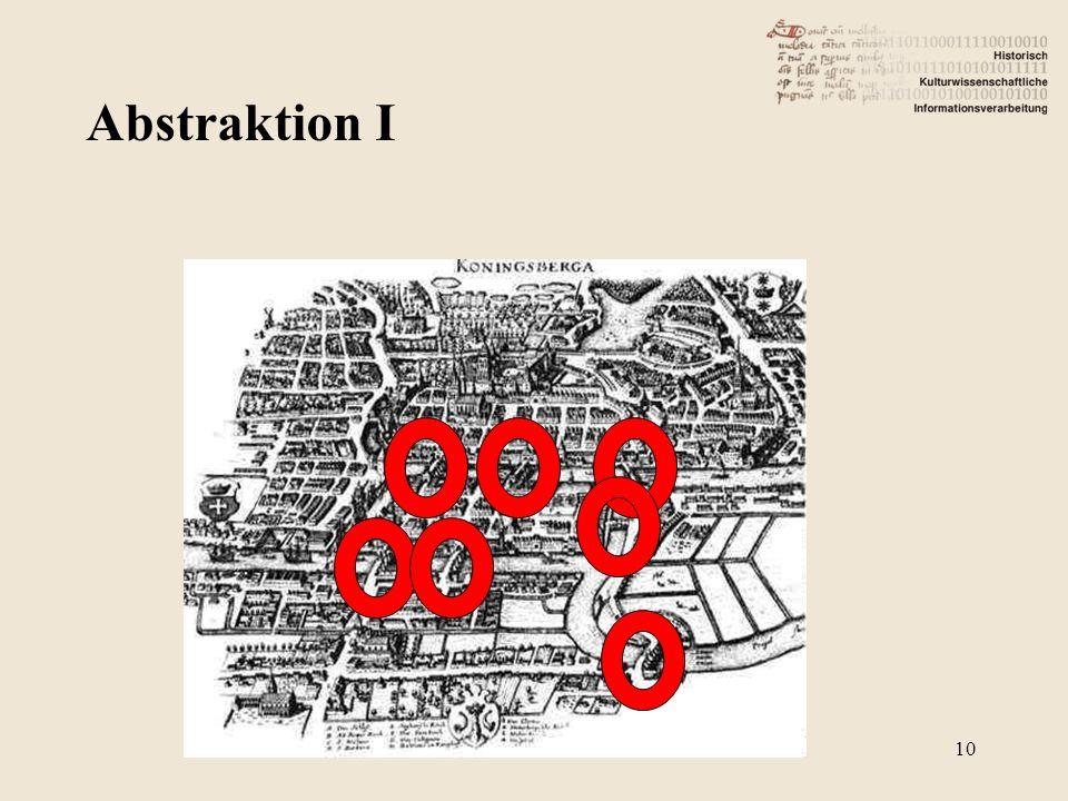 Abstraktion I 10