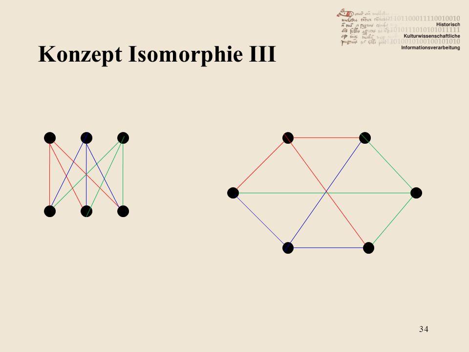 Konzept Isomorphie III 34