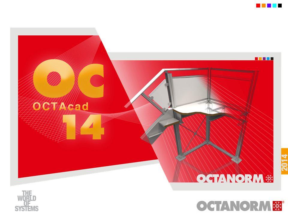 OCTAcad 14 Füllungen Nummerieren Neue Nummerierungsfunktion für Füllungen und Blenden.