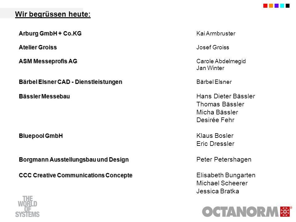 OCTAcad 14 Wände OCTAwall Jens Frank