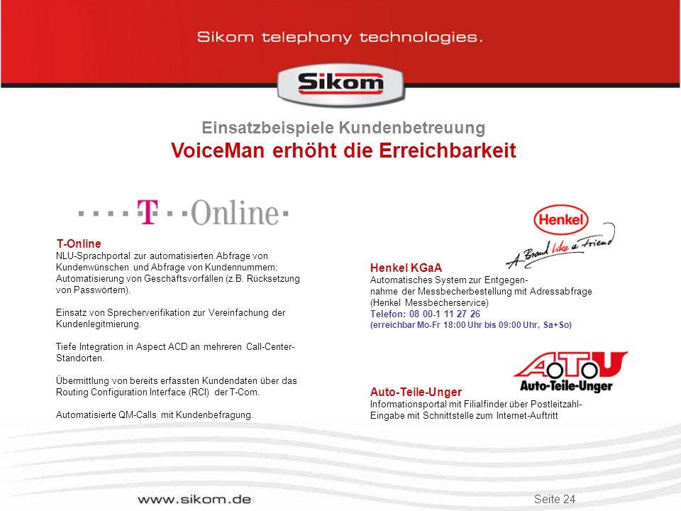 Seite 23 BASF Mobile Dateneingabe von Waggonnummern im unternehmenseigenen Güterbahnhof über GSM- Endgeräte. Herausforderungen: Hohe Lärmkulisse, Raue