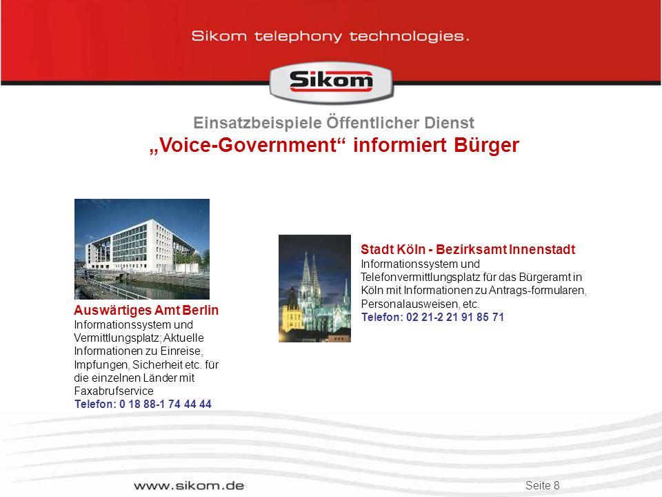 Seite 8 Auswärtiges Amt Berlin Informationssystem und Vermittlungsplatz; Aktuelle Informationen zu Einreise, Impfungen, Sicherheit etc.