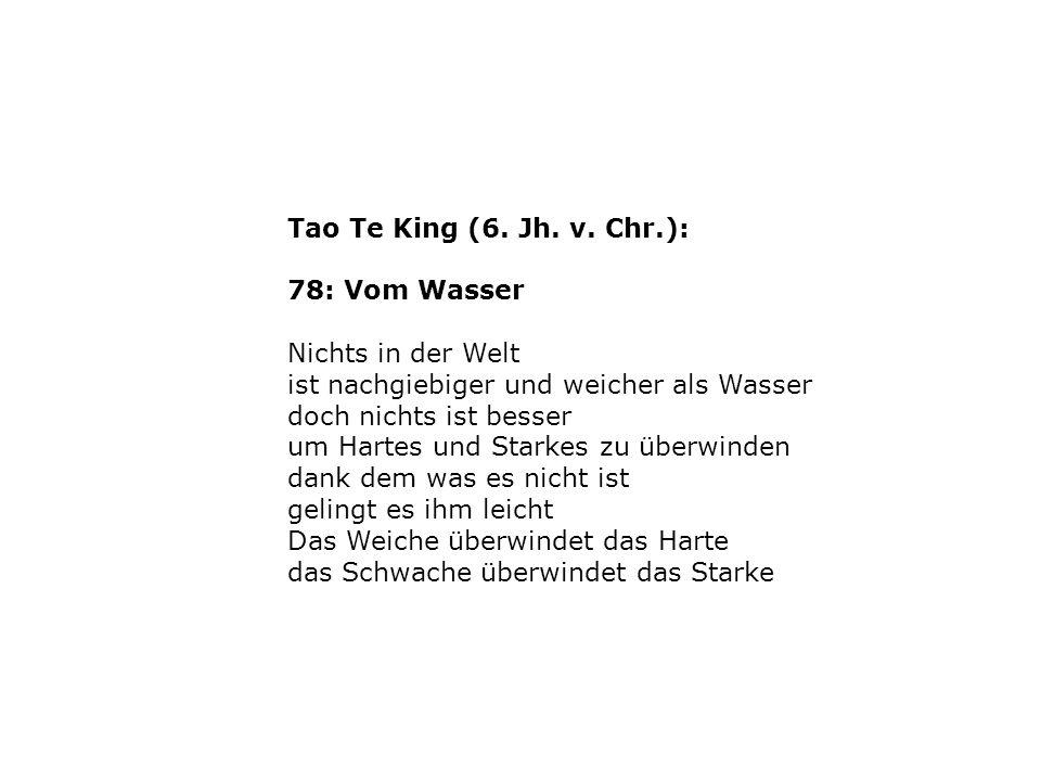 Tao Te King (6.Jh. v.