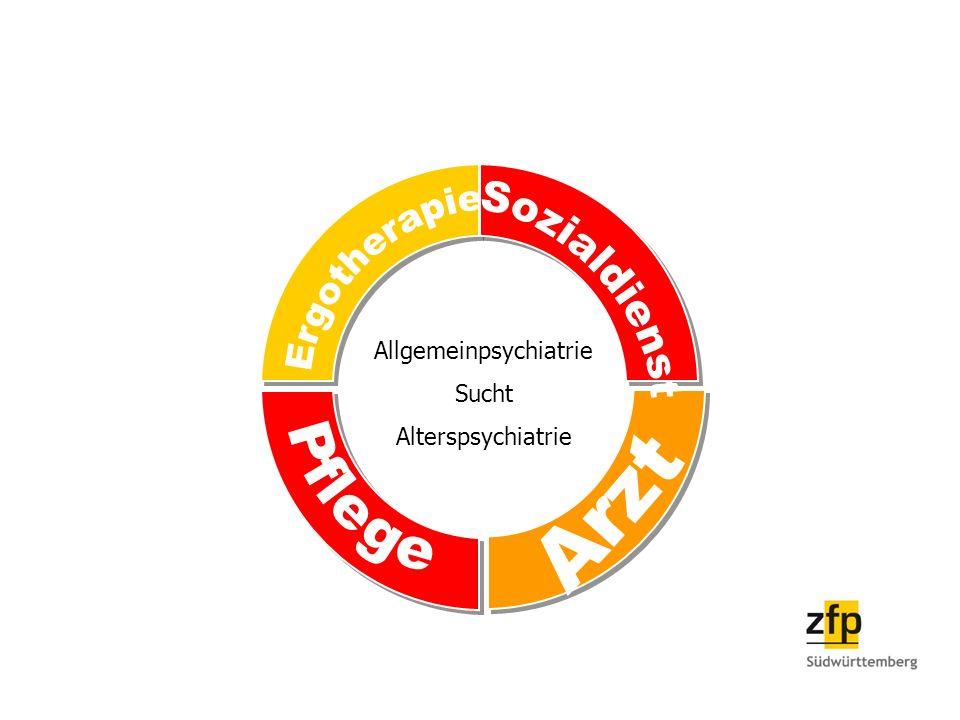 Allgemeinpsychiatrie Sucht Alterspsychiatrie